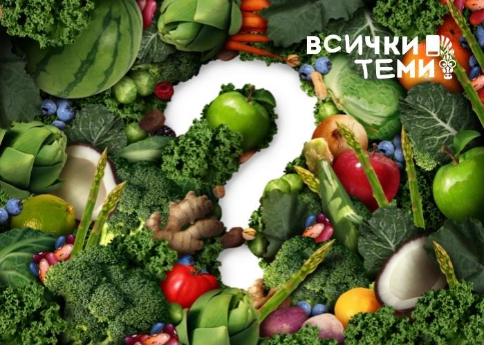 Каква е разликата между диета и хранителен режим?