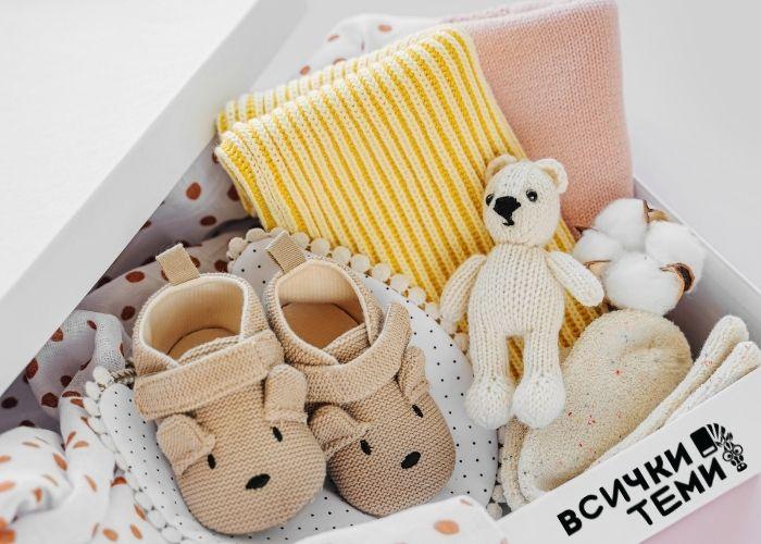 5 отлични идеи за подарък за бебе