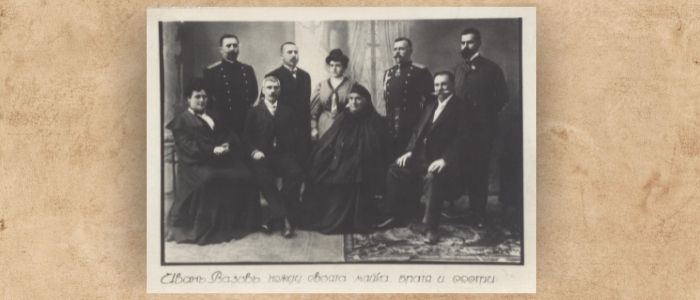 Интересни факти за Иван Вазов - Семейство Вазови